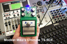 Modest Mike's Ultimate Ibanez TS9DX!