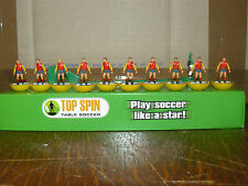Melchester Rovers Retro Subbuteo Top Spin Team
