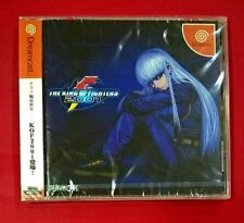 The King of Fighters 2001 - SEGA - DC - DREAMCAST - NUEVO - ( Japonés )