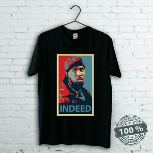 THE WIRE Omar Little Indeed T-shirt Cotton 100% Comfort S-5XL size