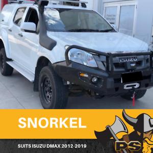 PS4X4 Snorkel Kit suit Isuzu Dmax 2012-2019 D-max Air Intake 4X4 4WD