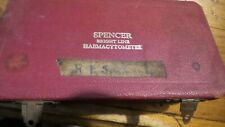 Vintage Antique SPENCER Bright Line HAEMACYTOMETER