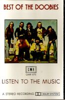 Doobie Brothers .. Listen To The Music.. Import Cassette Tape