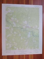 Providence Forge Virginia 1957 Original Vintage Usgs Topo Map