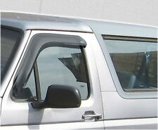 Auto Ventshade 92068 Ventvisor; Deflector 2 pc.