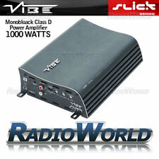Vibe Vehicle Audio Amplifiers with 1 - (Mono) Channels