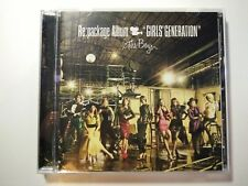 Girls Generation Re:package Album The Boys