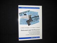 Holocaust und NS-Prozesse , Presseberichterstattung in Israel und Deutschland