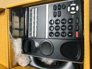 NEC DT800 Series ITZ-12DG-3 (BK) 12-Button IP Phone NEW
