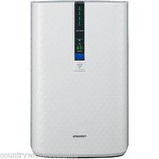 Sharp Air Purifier HEPA Filter - 3 Speeds Library Quiet 254 Sq Ft KC-850U KC850U