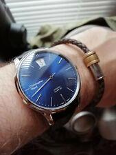 Christopher Ward Jumping Hour C1 Grand Malvern Dress Watch Steinhart Rolex