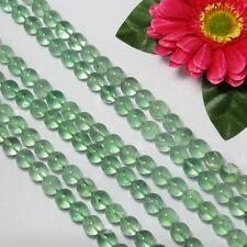 Strang hellgrün Fluorit 12mm Kugeln Lose Perlen