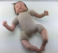 Reborn Baby Doll Simon Laurens Charlotte DDAC#2 2008 Silicone - V03