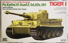 Rye Field Model 5001 1/35 Tiger I Pz.Kpfw.VI Aust.E Initial Production 1943