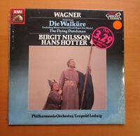 SXLP 30557 Wagner Duets Birgit Nillson Hans Hotter Walkure Dutchman MINT SEALED