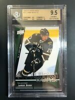 2009-10 Upper Deck Jamie Benn Young Guns Rookie BGS 9.5