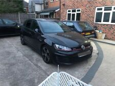 Vw Golf Gti MK7 Damaged Repaired Export/Track Use