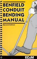 076067017- Benfield Conduit Bending Manual (Spiral-bound) First Edition - B102