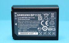 Samsung Original Battery BP1130 NX300 NX300M NX200 NX210 NX2000 100% Genuine