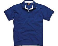 Camisas y polos de hombre en color principal negro 100% algodón talla M
