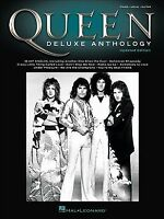Queen Anthology : Piano-vocal-guitar, Paperback by Queen (COP), Brand New, Fr...