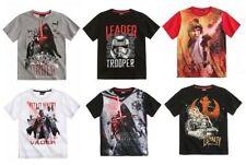 Disney Boys' Short Sleeve Sleeve 100% Cotton T-Shirts, Tops & Shirts (2-16 Years)