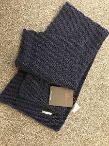 Covalliero scarf Navy