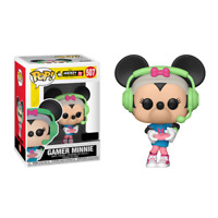 Disney - Minnie Mouse Gamer Funko Pop Vinyl NEW in Box in Hand