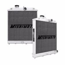 Mishimoto Aluminum Half Core Radiator 92-00 Civic D15 D16 B16 Honda Turbo VTEC