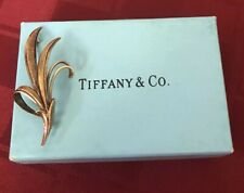Vintage Tiffany & Co 14k Gold Brooch Germany