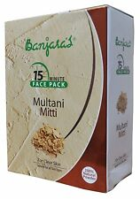 Banjaras Multani Mitti Face Pack Powder (Fuller's Earth) - 100 gm