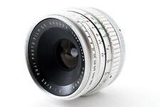 【Rare!! EXC+++++】 Fujica Fujinon SW S Silver 65mm f/ 8 Wide Angle Lens Japan