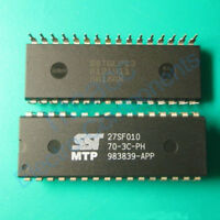 SST SST27SF010 SST27SF010-70-3C-PH 1MBIT FLASH EEPROM DIP32 10PCS