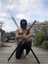 Handmade High Quality Chinese Wushu Sword Unique Sharp Blade Kung Fu Long spear