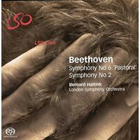 Beethoven - Symphonies Nos 2 and 6 LSO, Haitink