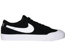 Nike SB Blazer Zoom Low XT Men Suede Black White Skate Shoe Brand New Size UK 9