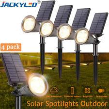 Jackyled 48Led Solar Outdoor Wall Light Auto Dusk to Dawn Porch Light 1000Lumens