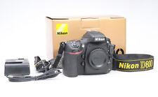 Nikon d800 Body + OVP + 64 TSD. inneschi + molto bene (217791)