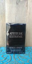 ATTITUDE EXTREME by ARMANI EDT SPRAY, 50ml, SEALED. NEW IN BOX.