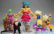 Bandai Dragonball Dragon ball Z HG 21 Gashapon Figure Figurine Set x 7