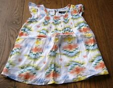 FRED BARE BABY GIRLS SUMMER DRESS SZ  0