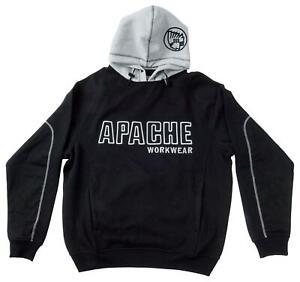 Apache Hoody Hooded Sweatshirt (Reinforced Arms) - APHOODSWEAT