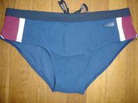 Sloggi slip maillots de bain taille L / US ceinture FR 91-95 cm