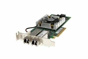 DELL QLOGIC QLE2662L 16Gb FC Dual Port SFP+ Host Bus Adapter HBA + 2x SFP 1KK8W