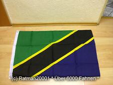 Fahnen Flagge Tansania 60 x 90 cm