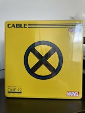 Mezco One:12 Collective Action Figure Cable X-Men Edition Previews PX Exclusive+