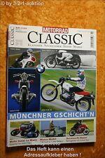 Motorrad Classic 2/04 Moto Guzzi Maico Mobil BMW
