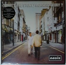 Oasis - (What`s the Story) Morning Glory 2LP/Download remastered 180g NEU/SEALED