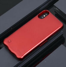 External Battery Case Power Bank Back Charging Cover for iPhone X 10000mAh