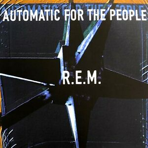 R.E.M. AUTOMATIC FOR THE PEOPLE 16/300 PAUL SMITH COLLABORATION SERIGRAPH POSTER